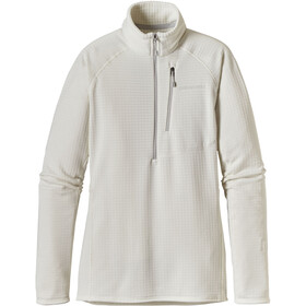 Patagonia W's R1 Pullover Birch White